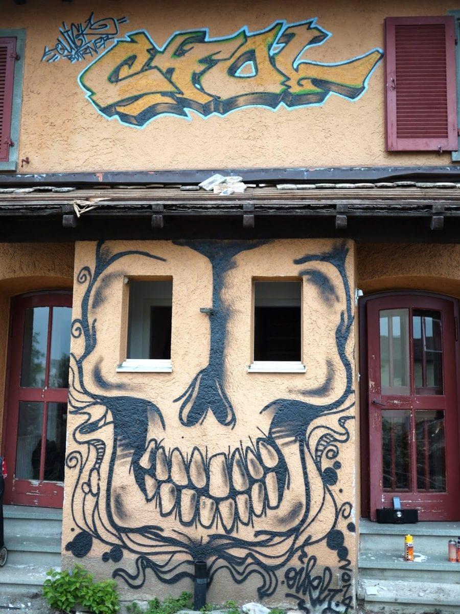 Mattenhof Deadhead Rooftop