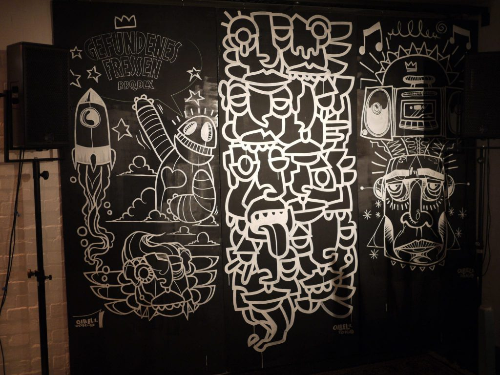 OibelArt GFF Hamburg Blk Board 3