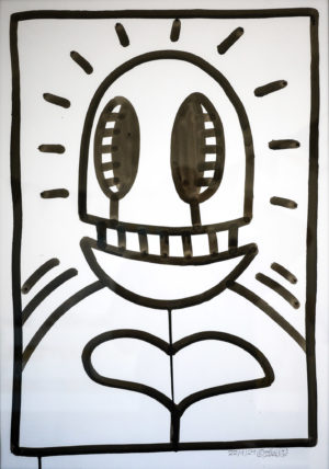 Oibot Portrait – Ink paper 250gsm A2 oibel1