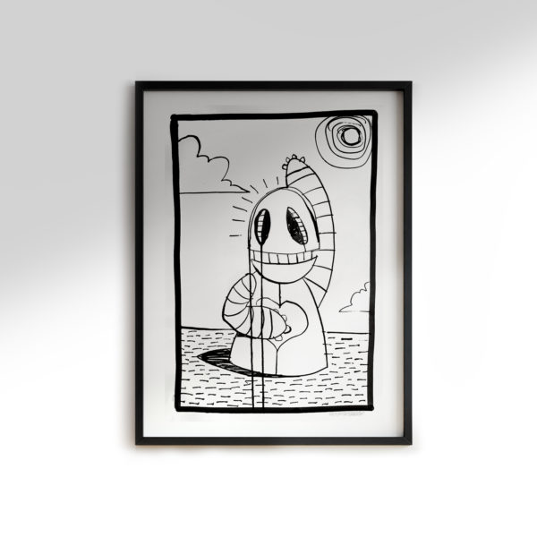 Oibot-in-the-Sun—Ink-on-Paper-250gsm-A2-oibel1-p